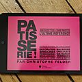L'application patisserie ! de christophe felder et mon ipad mini