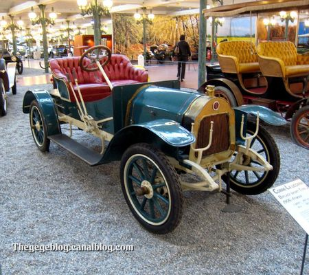 Corre-La Licorne type J biplace sport de 1906 (Cité de l'Automobile Collection Schlumpf à Mulhouse) 01