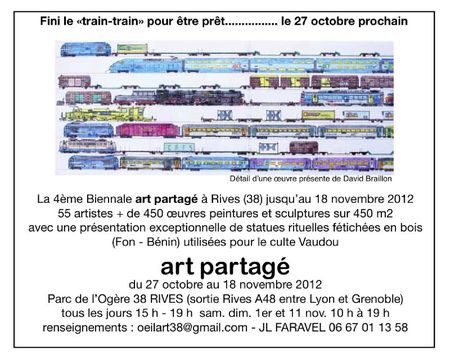 ART PARTAGE 2012 PUB 2