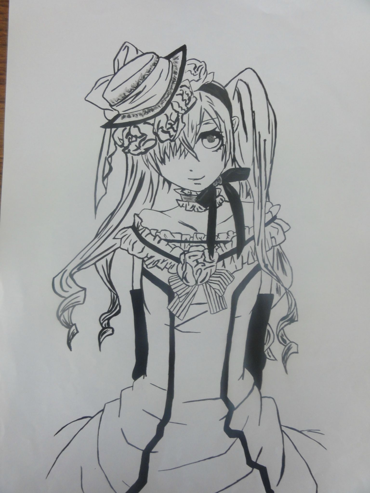 dessin manga blog