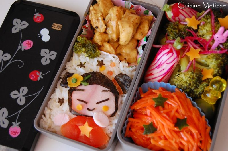 Mon blog... version Bento !