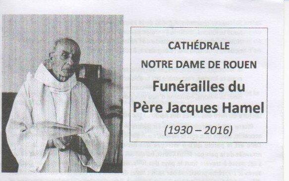10 - Père Jacques HAMEL