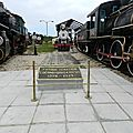 Train ancienne usine à sucrerie