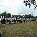 Highland games 2012: the european high-fliers in bressuire