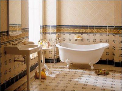 Am nager r nover la salle de bain et les sanitaires for Salle de bain ancienne