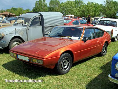 Matra bagherra de 1978 (Retro Meus Auto Madine 2012) 01