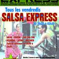 Un salsa express avec