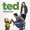 Ted 1 & 2, de seth macfarlane (2012-2015)