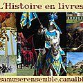 L'histoire en livres : la préhistoire