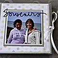 Mini album : souvenirs