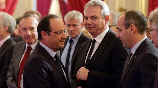 CGT : Thierry Lepaon recasé par le gouvernement va être nommé à la tête de l'Agence de lutte contre l'illettrisme.