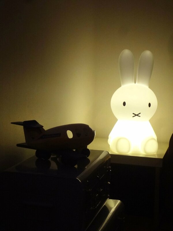 2-Lampe Miffy-jouets vintage Fisher-price