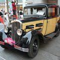 PEUGEOT 201 BR berline 2 portes 1934 Mulhouse (1)