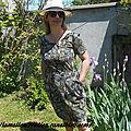 La robe lora estivale