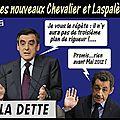 Sarkozy et fillon, le nouveau duo comique !