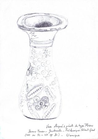 vase maya