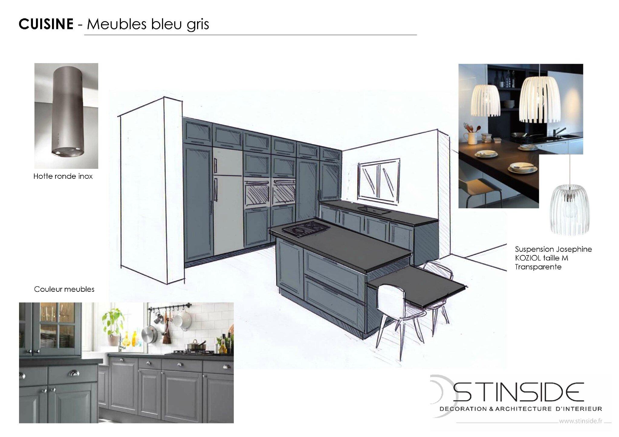 Très Phase APS 2014 - Projets salon cheminée, cuisine - Stinside  DA51