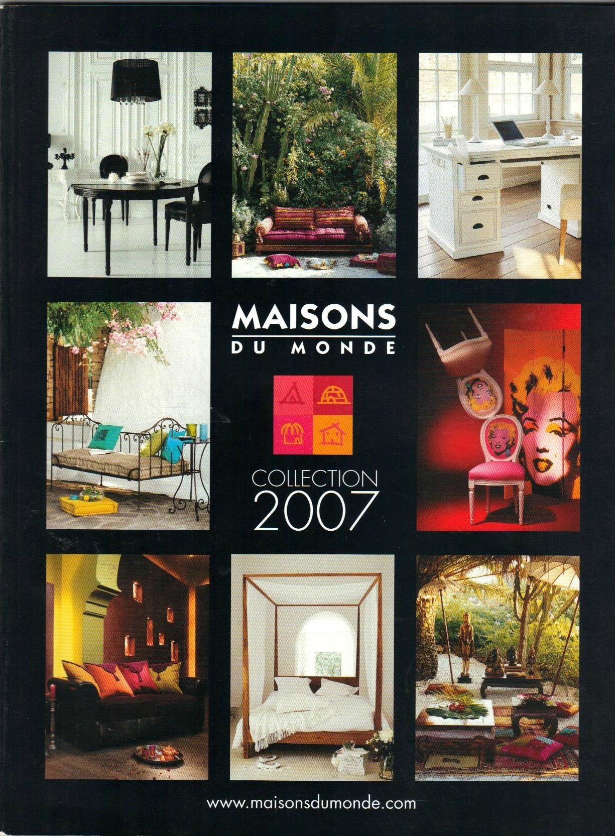 emejing catalogue maisons du monde gallery. Black Bedroom Furniture Sets. Home Design Ideas