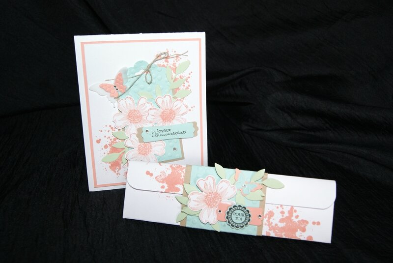 stampin up projet 102