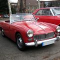 MG midget convertible (Retrorencard janvier 2010) 01