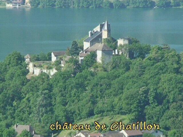 château de Châtillon