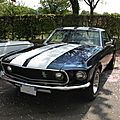 Ford mustang coupé 1969
