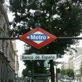Metro Banco de España
