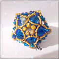 Bague Capri Blue