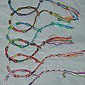 Coton tissé - Bracelet
