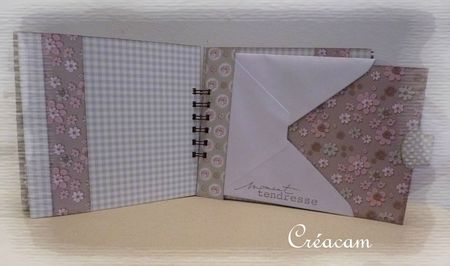mini album shabby clean 6
