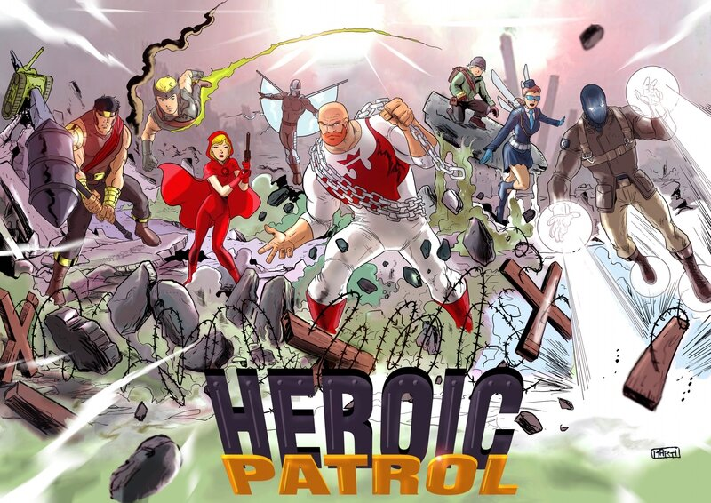HEROIC PATROL ACTION copie2