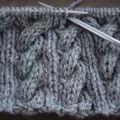 parfois je tricote....