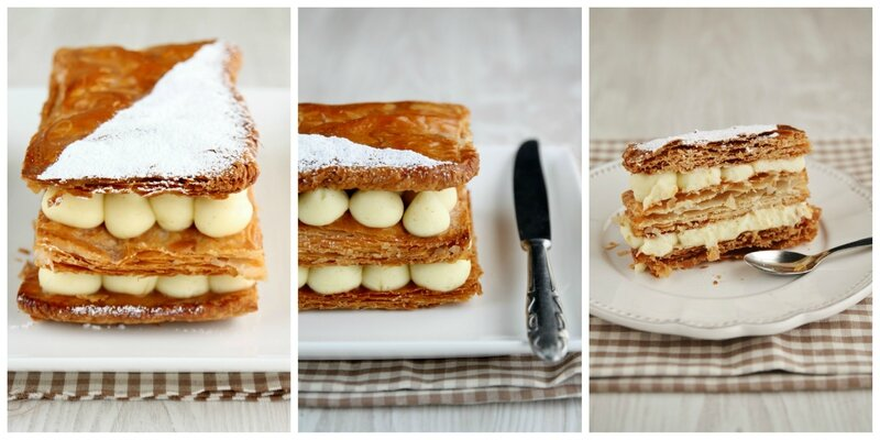 Millefeuille Collage