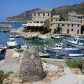 Le magnifique port de Century (Cap Corse)