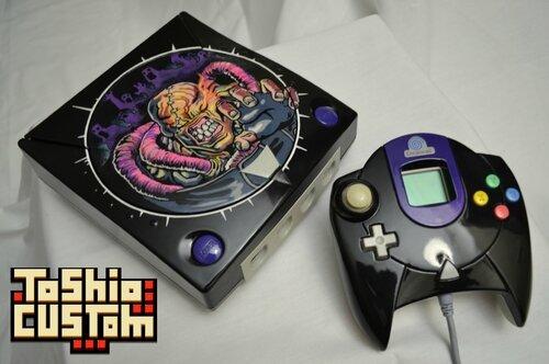 "Dreamcast ""Resident Evil 3: Nemesis"""