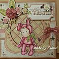 happy easter - card - Kianel - Magnolia Ink 02 2011