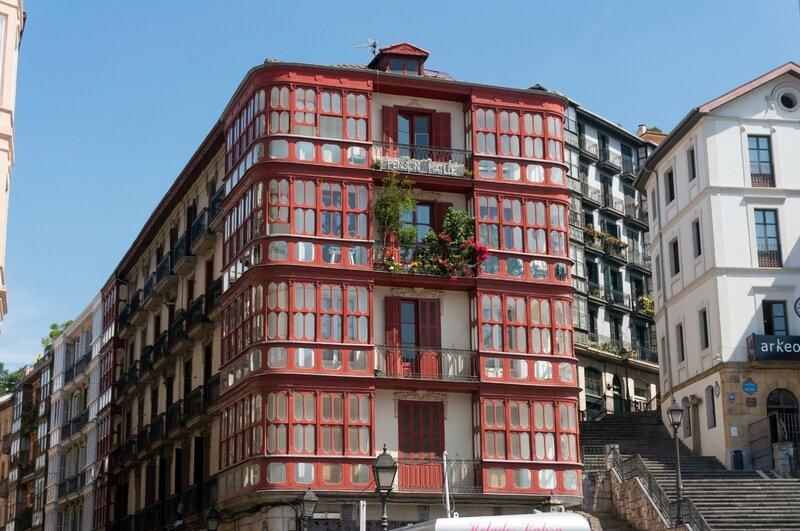Bilbao, vieille ville