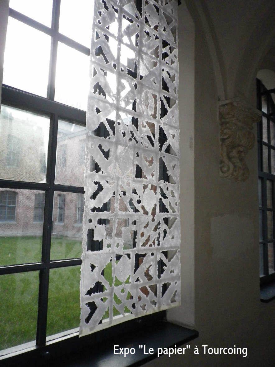 Le papier a se fabrique les cahiers de jos phine for Fenetre nordiste