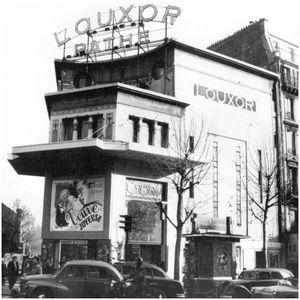Le Louxor en 1953