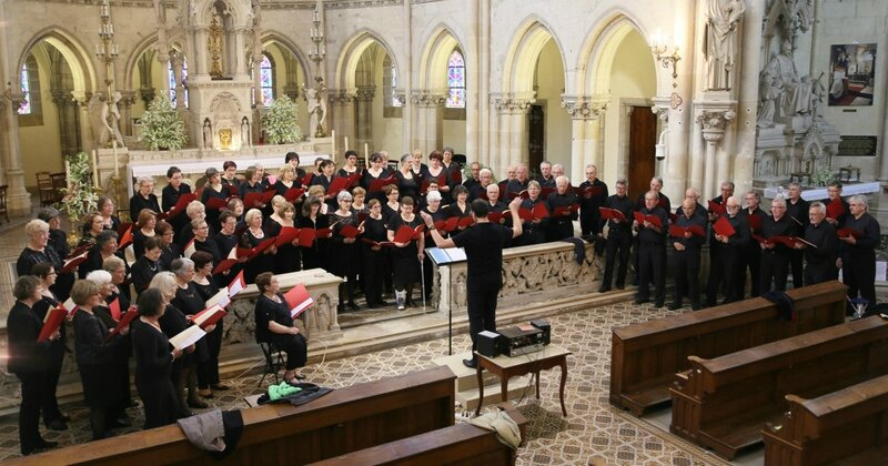 chorale St Laurent