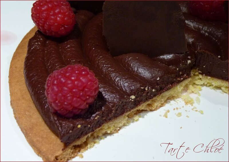 Tarte chloé1