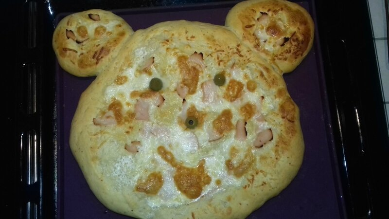 Pizza Mickey 29