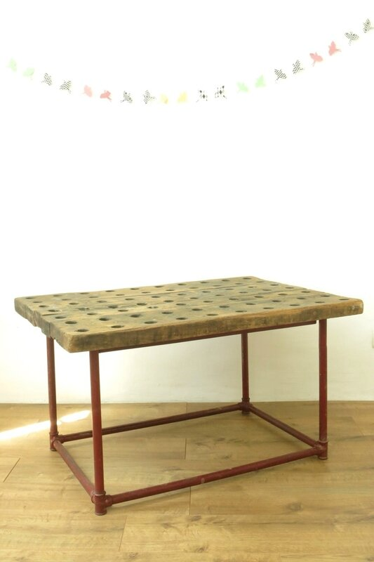 Table basse industrielle 6