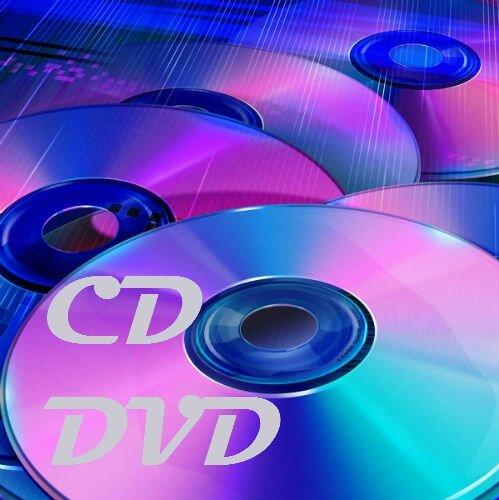logo cd _dvd