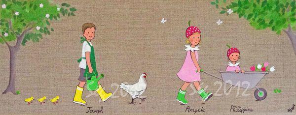 Peintures pour chambre d 39 enfant pitimana le blog for Peinture pour chambre enfant