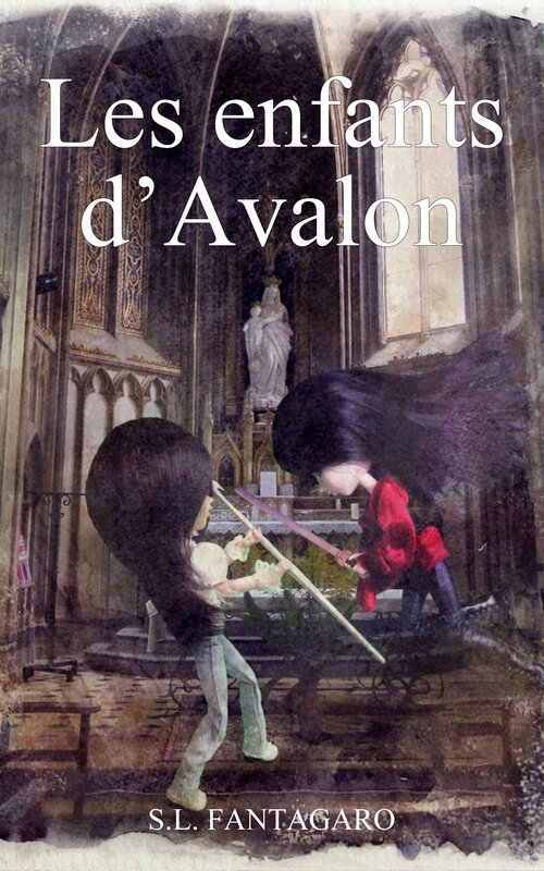 Les enfants d'Avalon - Ebook