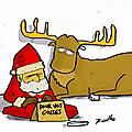 Noël et crise