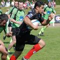 Saison 2010-2011, matches contre Monflanquin, 17 avril