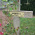 Soldat André LAGENETTE