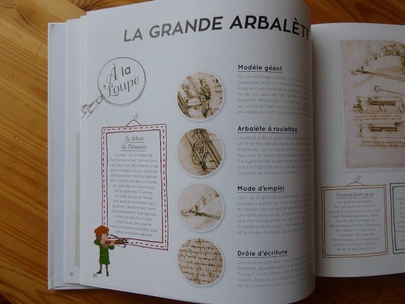 Les 10 chef d'oeuvres de de Vinci racontés aux enfants (2)